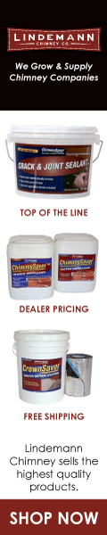 Fireplace Saver System From Lindemann Chimney Supply Free Shipping w $99+ Purchase