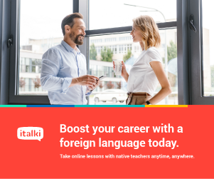Affordable online language lessons anytime, anywhere / visit italki.com