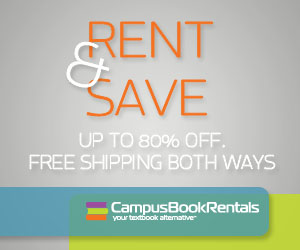 Rent Your College Books + Help...