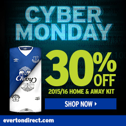 30% Off Home & Away Kits 250x250