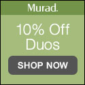 Save 10% on select skin care duos at Murad.com!