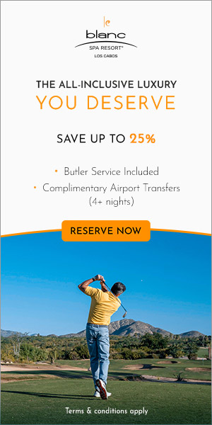 Exploring exclusive deals for later? Enjoy at Le Blanc Los Cabos.