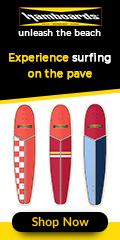 HUNTINGTON HOP - SURFSKATE CARVING BOARDS
