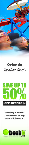 Vacation Deals for Orlando by BookIt.com®