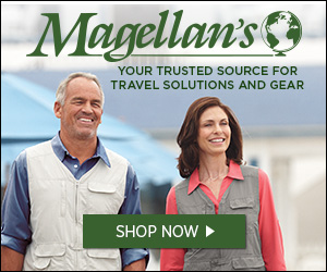 Magellan's Your Trusted Source for Travel Clothing & Accessories