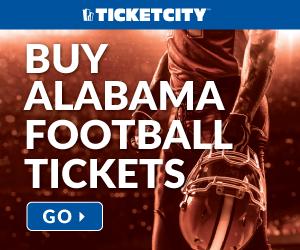 Alabama Football Tickets