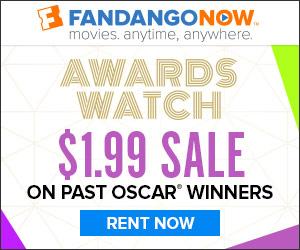 FandangoNOW $1.99 Sale on Past Oscar Winners