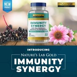 Nature's Lab Gold Immunity Synergy