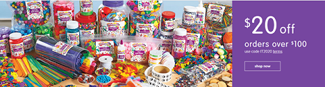 SCHOOL SUPPLY PRODUCTS ON SALE! Save $20 OFF Orders $100 Or More Plus Free Shipping! Use Code: IT202