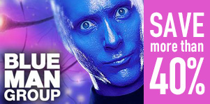Blue Man Group - Save over 40% on Tickets!