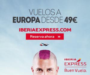 Vuelos Iberia Express