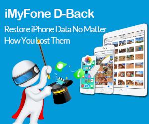 télécharger le dernière version de iMyFone D-Back