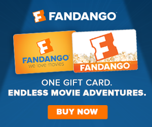Give the gift of fantasy movies!