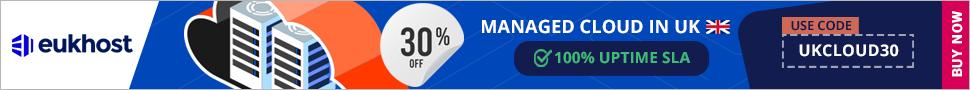 Managed Cloud Hosting UK