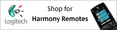 Shop for Universal Remote Controls at Logitech