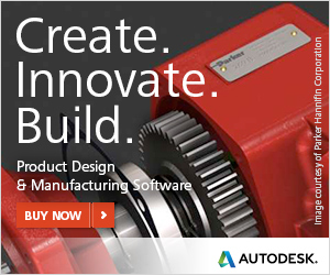 Autodesk Product Design & Manufacturing Software