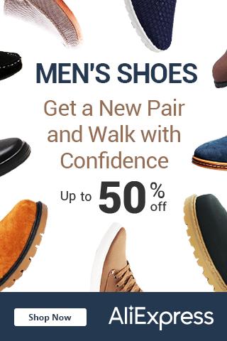 Men's Shoes 320x480 (ENGLISH)