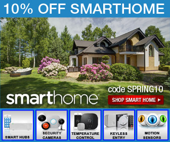 Smart Home Security Cameras!