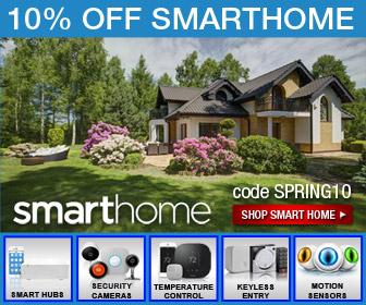 Smart Home Security Cameras!