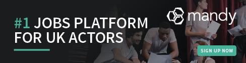 #1 jobs platform for UK actors