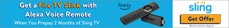 Sling TV Amazon Device