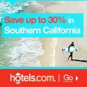Southern California on Sale!