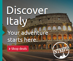 Discover Italy 300x250