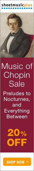 Chopin Sale - 20% off