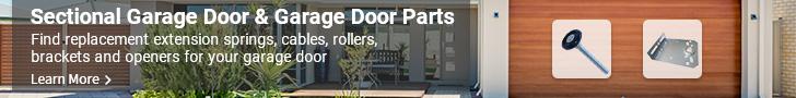 Sectional Garage Door & Garage Door Parts