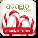 Candy Cane Christmas Tea