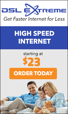DSLExtreme - High Speed Internet for only $17.95 per month