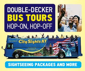 автобусные экскурсии Нью-Йорк