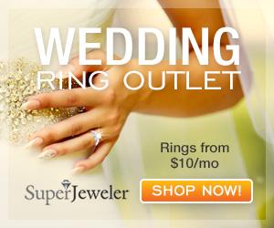 Wedding Ring Outlet - SuperJeweler.com