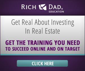 Rich Dad Education Real Estate Online Training - Learn More Now!