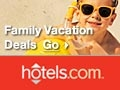Hotels.com - Family Fun Destinations