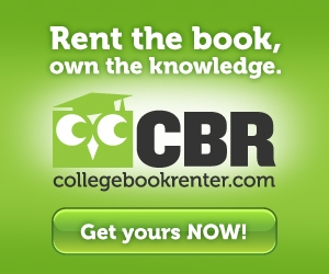 Rent your textbooks and save up to 85%