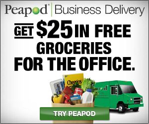 Peapod Promo Code $25 Off