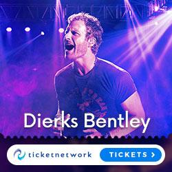 Dierks Bentley Tickets