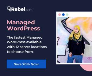 Save 70% at Rebel Now