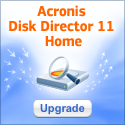 Acronis Disk Director 11 Upgrade