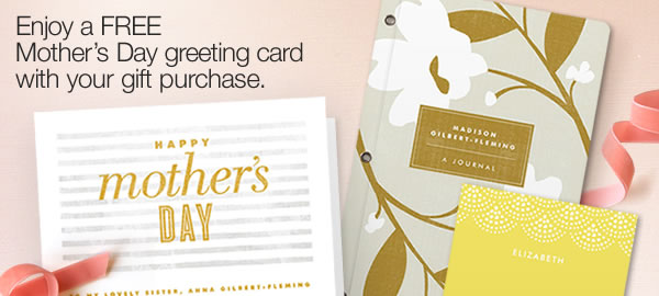 Minted Mother`s Day Gifts + Fr...