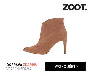 OJJU boty na Zoot.cz