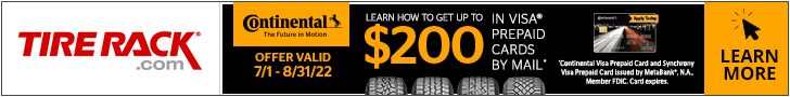 Get Up to $80 Back from Firestone