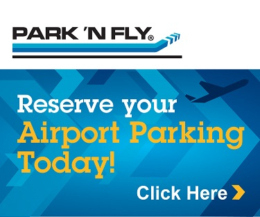 Reserve your Airport Parking Today!