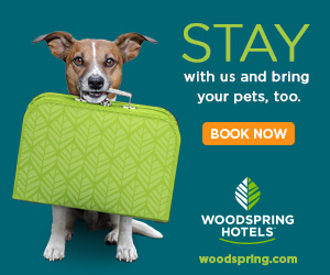WoodSpring Hotels - Pet Friendly
