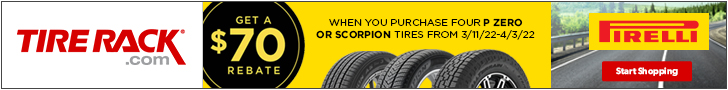 Buy a set of 4 and get $60 back from Firestone