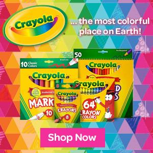 crayola ad 1