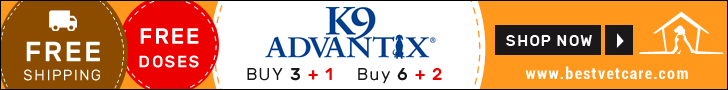 Buy Cheap K9 Advantix Online For Dogs