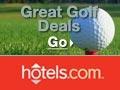 Hotels.com - Golf Destinations
