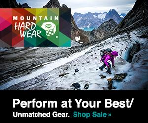 Shop Sale at MountainHardwear.com.